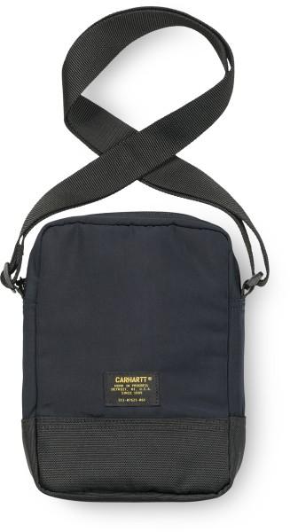 Carhartt - Military Shoulder Bag - Accessories - Rucksäcke & Taschen - Taschen - Umhängetaschen - dark navy/black