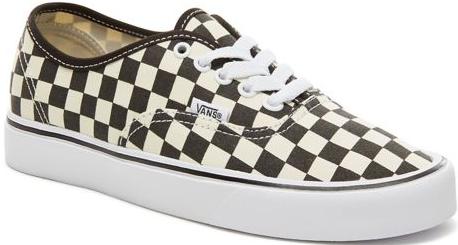 Vans - Authentic Lite - Schuhe - Sneakers - checkerboard