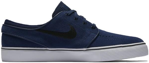 Nike - Zoom Sefan Janoski - Schuhe - Sportschuhe - Skateschuhe - binary blue/black