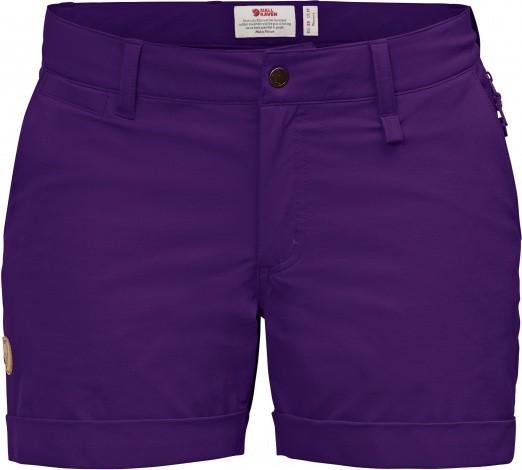 Fjällräven - Abisko Strech - Streetwear - Shorts - Shorts - purple