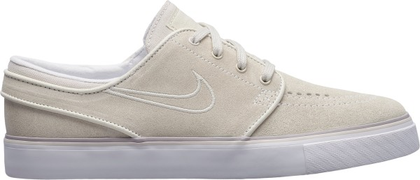 Nike - Air Zoom Stefan Janoski - Schuhe  -  Sneakers - white/white