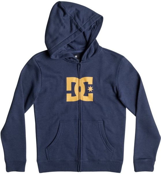 DC - Star - Streetwear - Sweaters - Zip Hoodies - summer blues