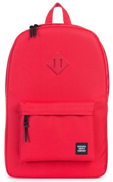 Herschel - Heritage - Unisex - Red - Rot - Red/Red Ballistic/Red - Backpack - Rucksack