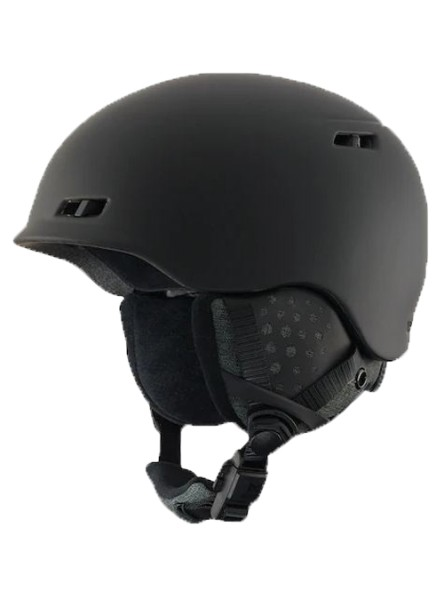 Rodan - Anon - Herren - Black - Boards & Co - Protektoren - Helme Snow