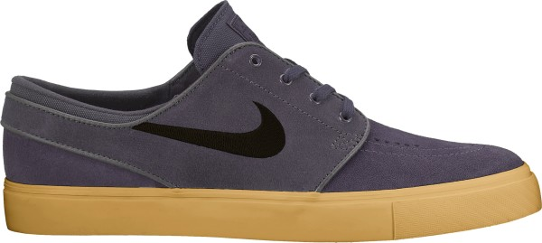 Nike - Air Zoom Stefan Janoski - Schuhe - Sneakers - thunder grey/black