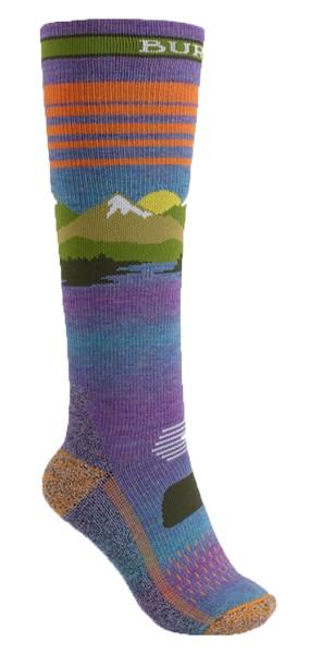 W Performance - Burton - Damen - Vista - Snowwear - Funktionswäsche - Technische Socken
