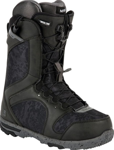 MONARCH TLS - Snowboardboots - Nitro - Damen - Black