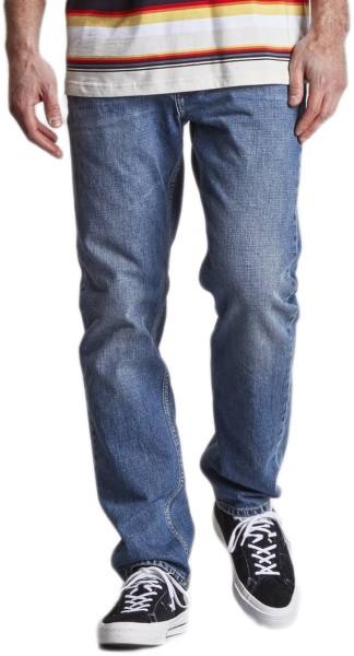 Carhartt WIP - Texas Pant - blue stone coast - streetwear - jeans - regular fit
