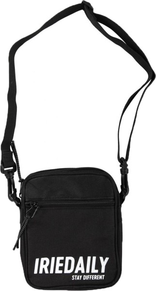 Team Side Bag - Iriedaily - black - Umhängetaschen