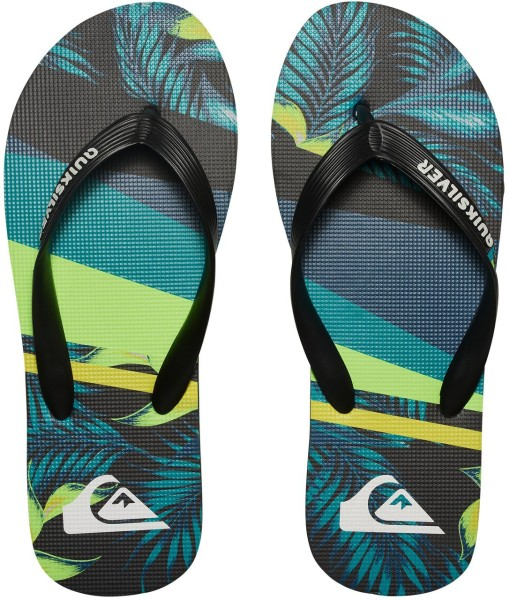 Quiksilver - Molokai Slash - black green green