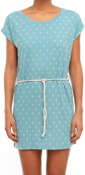 Iriedaily - Lil Cactus Dress - Streetwear - Kleider - Kleider Kurz - beryl melange