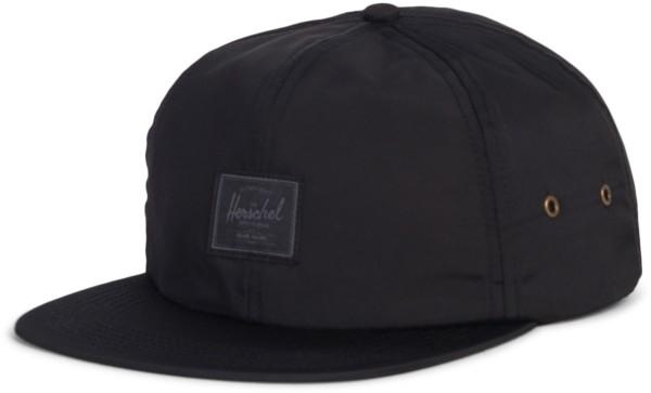 Herschel - Albert - Accessories - Caps - Snapback Caps - black