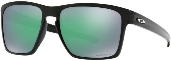 Oakley - Silver XL - Accessories - Sonnenbrillen - Polished Black