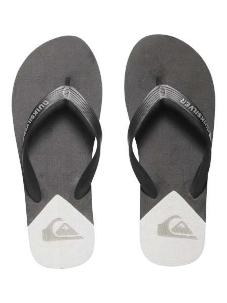 MOLOKAI NEW WAV - QUIKSILVER - BLACK - Flip Flop