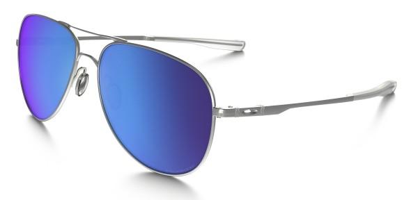 ELMONT - Sonnenbrille - Oakley - Herren - Stn Chrome w Sapph