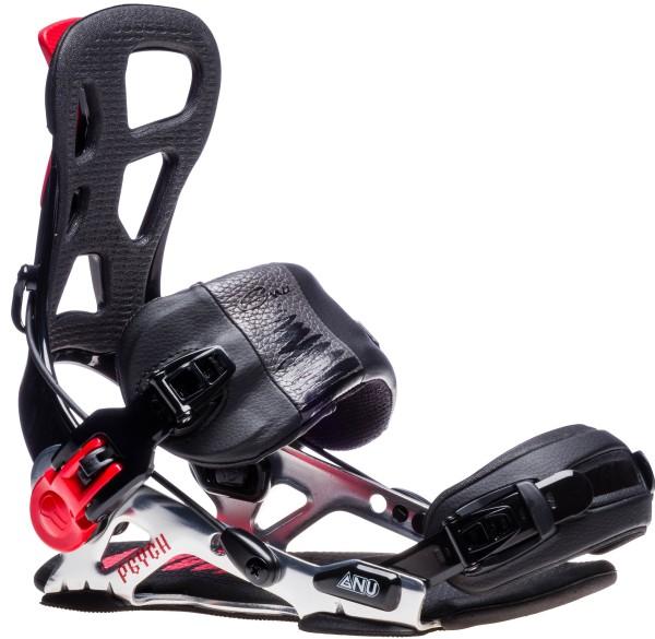 Gnu - Psych - Boards & Co - Snowboards - Snowboard Bindungen - Step-In Bindungen - black