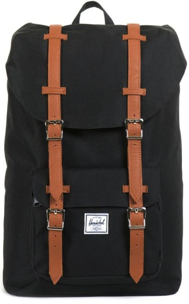 Little America Mid-Volume - Herschel - Rucksack - Black