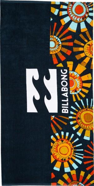 Billabong - Waves Towel - Accessories  -  Handtücher - navy/orange