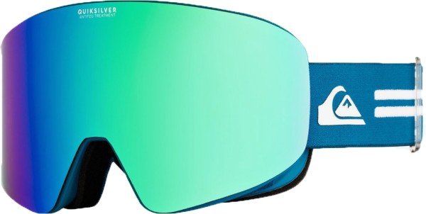 QS_RC M SNGG - Quiksilver - LYONS BLUE - Schneebrille verspiegelt