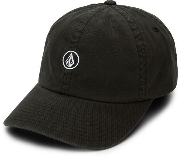 Volcom - Good Mood Dad - Accessories  -  Caps  -  Fitted Caps - black