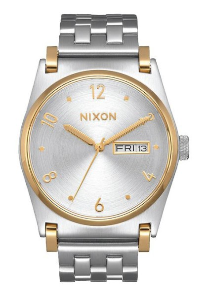 Nixon - Jane - Accessories - Uhren - Analog Uhren - silver/gold - Nixon Jane silver/gold Analog Uhr - Jane silver/gold Analog Uhr von Nixon