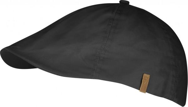Fjällräven - Övik Flat Cap - Hut - Dark Grey