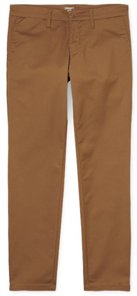 Carhartt - Streetwear - Hosen und Jeans - Jeans - Slim Fit - hamilton brown/rinsed