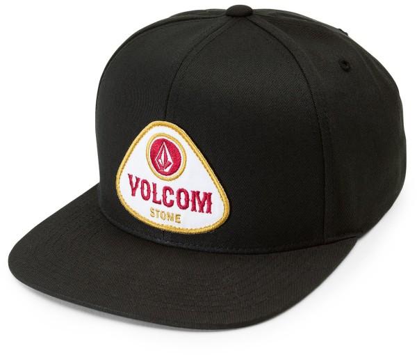 Volcom - cRESTICLE HAT - stealth - black - schwarz - cap - volcom accessoire