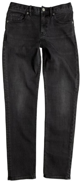 DC - Washed Slim Pant - Boys - Kinder - Jeans - Medium Grau