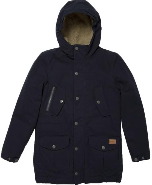 Volcom - Starget - Streetwear - Jacken - Parka und Winterjacken - Parka - navy