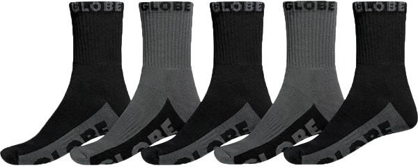 Globe - New Tradie Crew - Accessories - Socken - black/grey