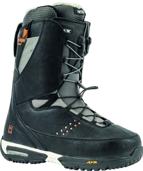 Faint TLS - Nitro - black - Snowboard Schuh