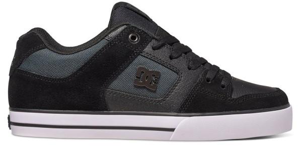 DC - Pure SE - Herren - Low Top Schuh - Black/Dark Grey