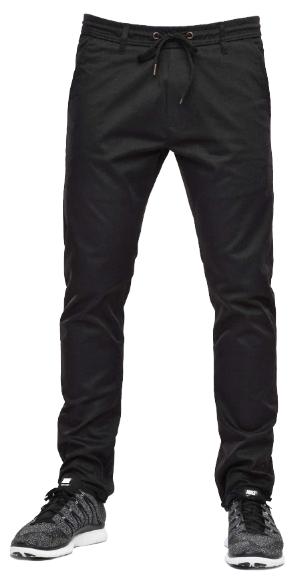 Reell - Reflex Easy Pant - Streetwear - Hosen - Jogginghosen - black