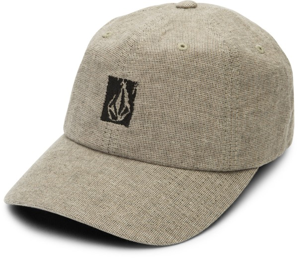 Volcom - Pixel Stone - Accessories  -  Caps  -  Flex Fit Caps - clay