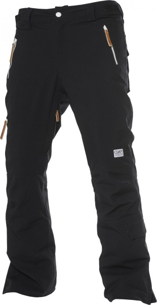 Colour Wear - Sharp Pant - black - schwarz - colour wear funktionhose - snowboardhosen von colour wear