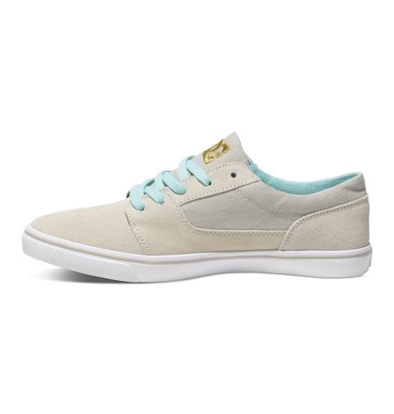 DC Shoes USA - Tonik W - Damen Schuhe DC - Damen Sneaker - Girl Sneaker - Damen Skateshoes - skate shoes - tan - braun - beige
