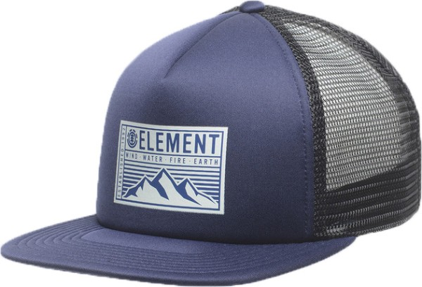 Camp Trucker - Element - indigo -  Snapback Cap