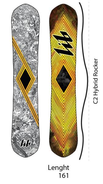 Travis Rice Pro HP - Lib Tech - no color - Snowboard