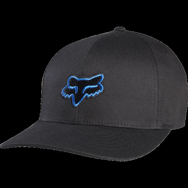 Fox - Legacy Flexfit Hat - Accessories - Caps - Flex Fit Caps - Blue