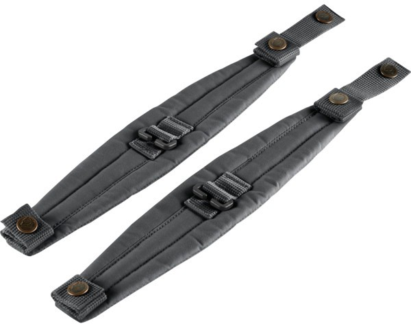 Fjällräven - Kanken Sholder Pads - Super Grey - Accessories - Taschen und Rucksäcke - Mehr Taschen - Mehr Taschen