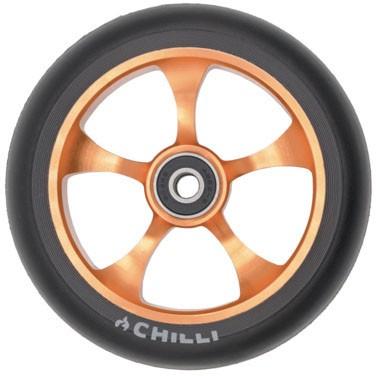 Wheel Reaper Rel. Pistol Gold 120mm