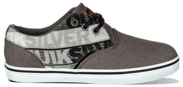 Quiksilver - Little Emerson - Skateschuh - Grey