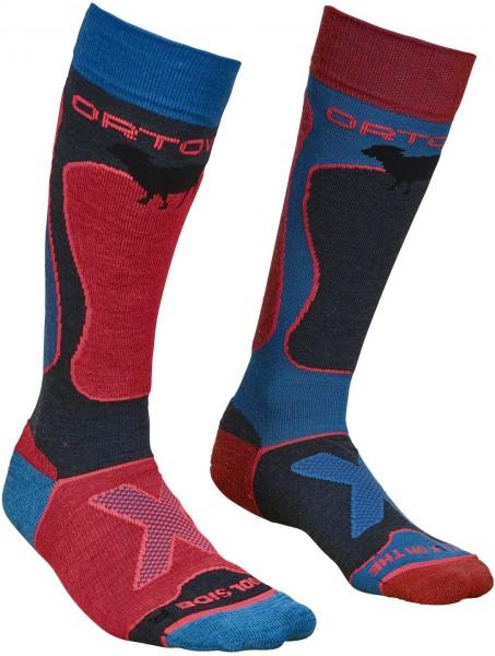 Ortovox - Ski Rock n Wool Socks - night blue