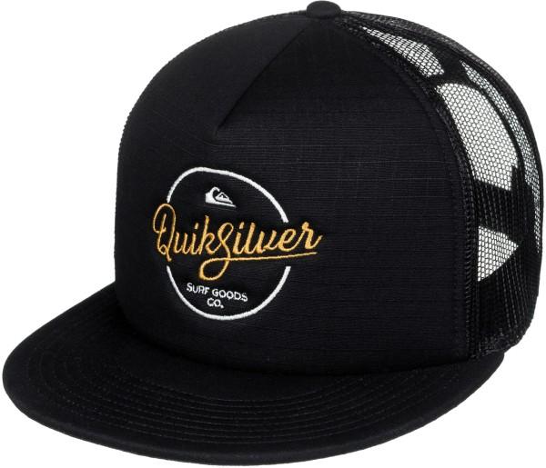 Quiksilver - Turnstyles - Accessories - Caps - Trucker Caps - black