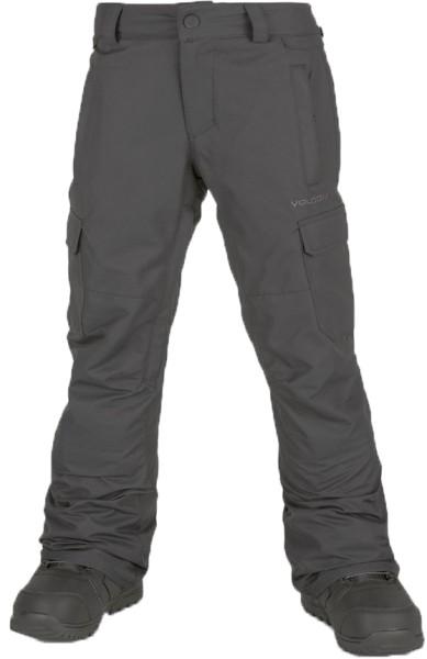 Volcom - Cargo Ins - Snowwear - Funktionshosen -Snowboardhosen - black