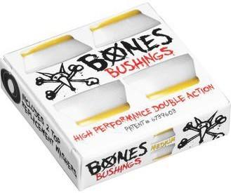 Bones - Hardcore Medium - Boards & Co - Skateboard - Skate Zubehör - Skate Zubehör - white