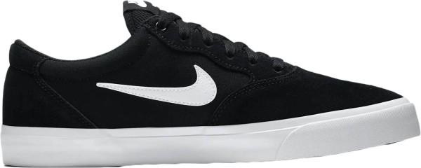 SB Chron Solarsoft - Nike - black/white - Sneakers
