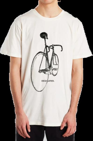 T-shirt Stockholm Pencil Bike Off-W