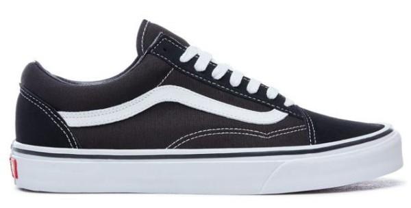 Old Skool - Vans - black/white - Sneakers